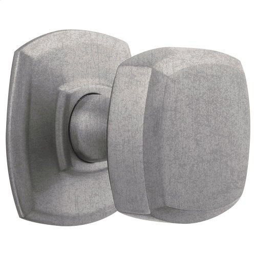 Distressed Antique Nickel 5011 Estate Knob