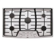 36 Gas Cooktop with SuperBoil™
