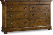 Archivist Nine-Drawer Dresser