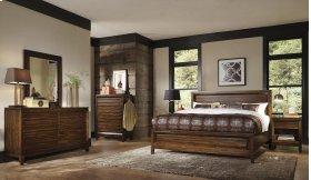 King/Cal King Panel Bed Headboard