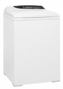 White 3.7 cu.ft.(IEC) Clothes Washer