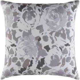 "Kalena KLN-003 22"" x 22"" Pillow Shell with Down Insert"