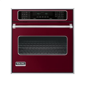 "Burgundy 27"" Single Electric Touch Control Premiere Oven - VESO (27"" Wide Single Electric Touch Control Premiere Oven)"
