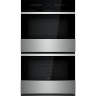 "NOIR 30"" Double Wall Oven with MultiMode(R) Convection System, NOIR"
