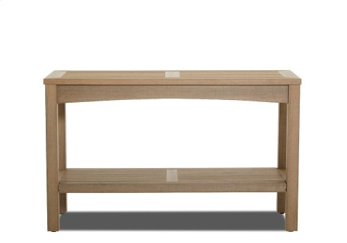 Delray Outdoor console table