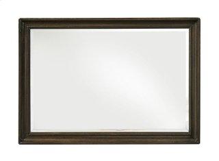 Continental Landscape Mirror - Vintage Melange