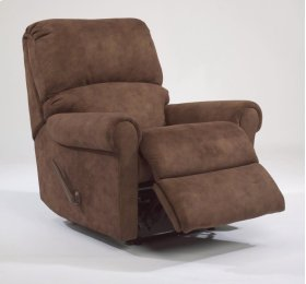 Markham Fabric Swivel Gliding Recliner