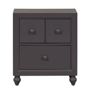 Cottage View Gray Youth Nightstand