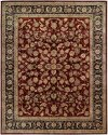 Nourison 2000 2002 Bur Rectangle Rug 7'9'' X 9'9''