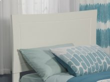 Metro Headboard Twin White
