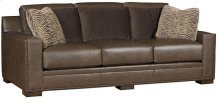 California Leather Sofa