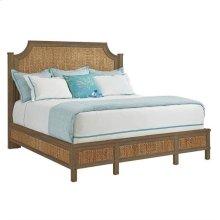 Resort Water Meadow Woven Bed-Queen in Deck