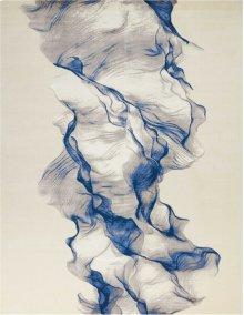 Twilight Twi27 Ivory Blue Rectangle Rug 7'9'' X 9'9''