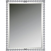 Shelburne Mirror in Polished Chrome