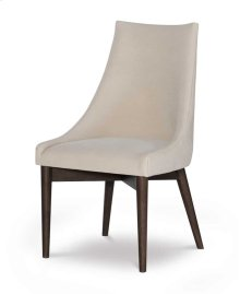 Upholstered Sling Back Chair