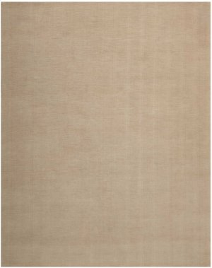 Christopher Guy Mohair Collection Cgm01 Sand Rectangle Rug 9' X 12'