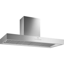 """400 series 400 series wall hood Stainless steel Width 48"""" (120 cm)"""