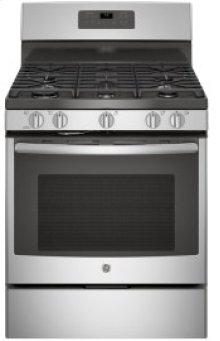 """30"""" Free-Standing Self-Cleaning Gas Range"""
