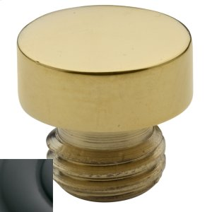 Oil-Rubbed Bronze Button Finial Product Image