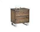 Rhodes Nightstand - Autumn Brown Product Image