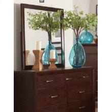 Carrington Mid-century Modern Dresser Mirror
