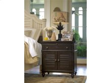 Door Nightstand - Tobacco