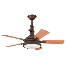 Hatteras Bay Patio Collection 44 Inch Hatteras Bay Patio Fan TZP