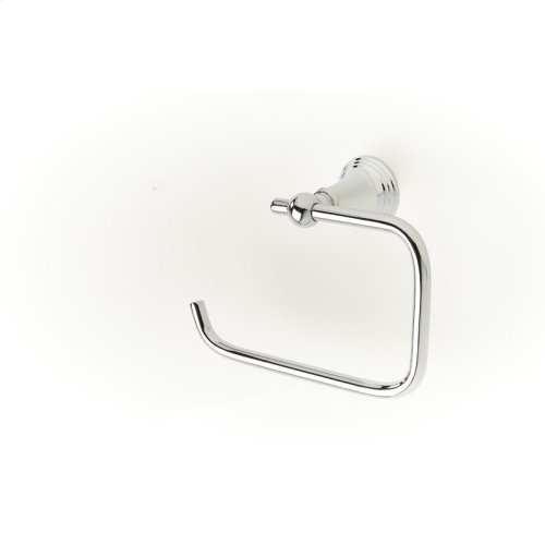 Paper holder / Towel Ring Berea (series 11) Polished Chrome