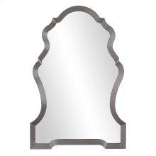 Nadia Mirror - Glossy Charcoal