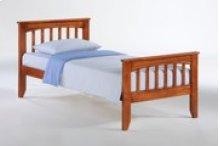 Sasparilla Bed in Cherry Finish