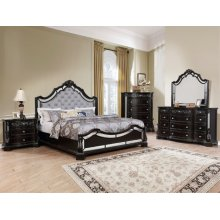 Crown Mark B1660 Bankston King Bedroom