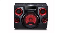 120W LOUDR Hi-Fi Speaker System with Bluetooth Connectivity