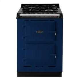 Dark Blue AGA Module Classic AGA Cooker