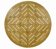 """Litchfield 60"""" Round Dining Table Top"""