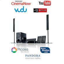 Network Blu-ray Disc Home Theater System