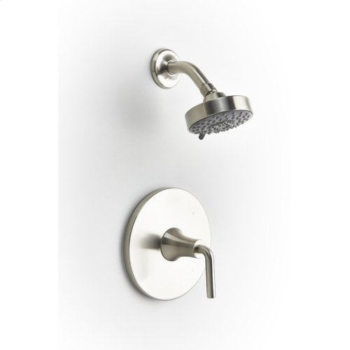 Shower Trim Taos Series 17 Satin Nickel