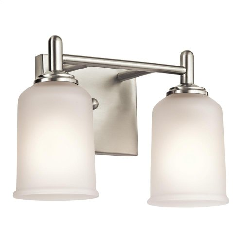 Shailene Collection Shailene 2 Light Bath Light NI