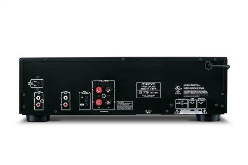 Two-Channel Amplifier