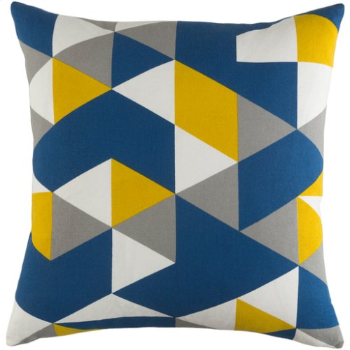 """Trudy TRUD-7145 18"""" x 18"""" Pillow Shell with Polyester Insert"""
