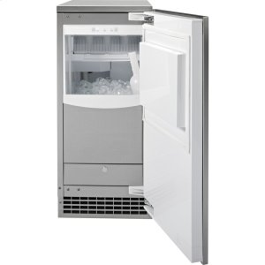CafeIce Maker 15-Inch - Gourmet Clear Ice