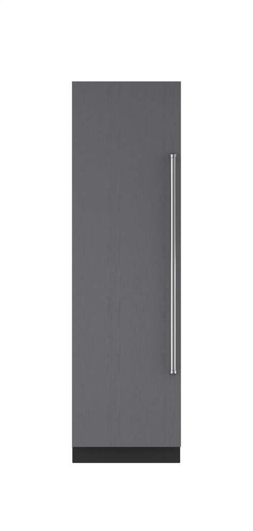 "24"" Integrated Column Freezer with Ice Maker - Panel Ready"