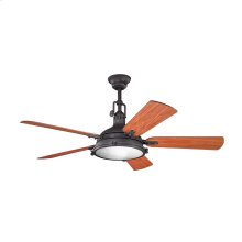 Hatteras Bay Collection 56 Inch Hatteras Bay Fan DBK