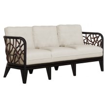 Trinidad Sofa w/cushion