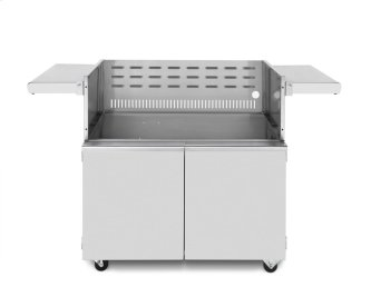 """Cart for 30"""" grill"""