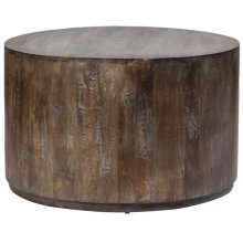 Drum Coffee Table, 7001
