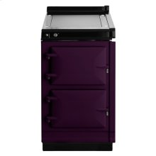 Aubergine AGA Hotcupboards with Warming Plate