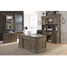 """72"""" Executive Desk Base"""