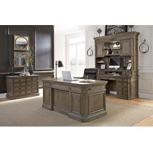 "72"" Executive Desk Base"