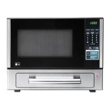 1.1 cu. ft. Countertop Microwave Oven with Baking Oven