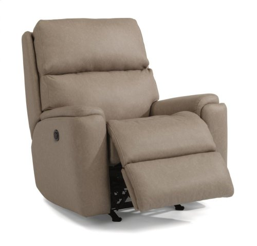 Rio Fabric Power Recliner